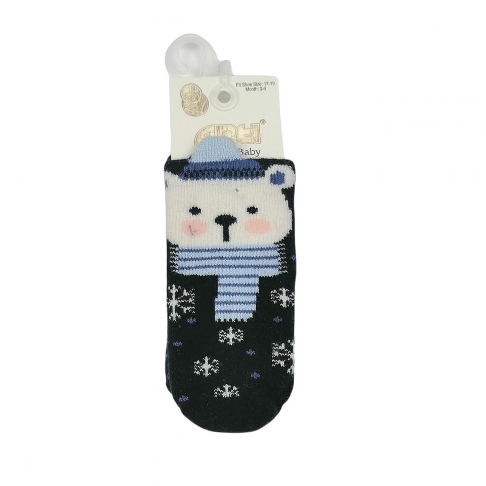 Ватирани Чорапки 4588-5 (0м.-18м.)