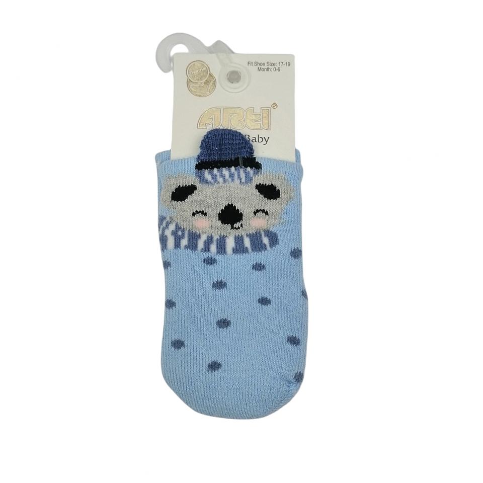 Ватирани Чорапки 4588-67 (0м.-18м.)